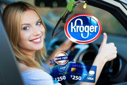 Kroger Feedback wins Fuel Points
